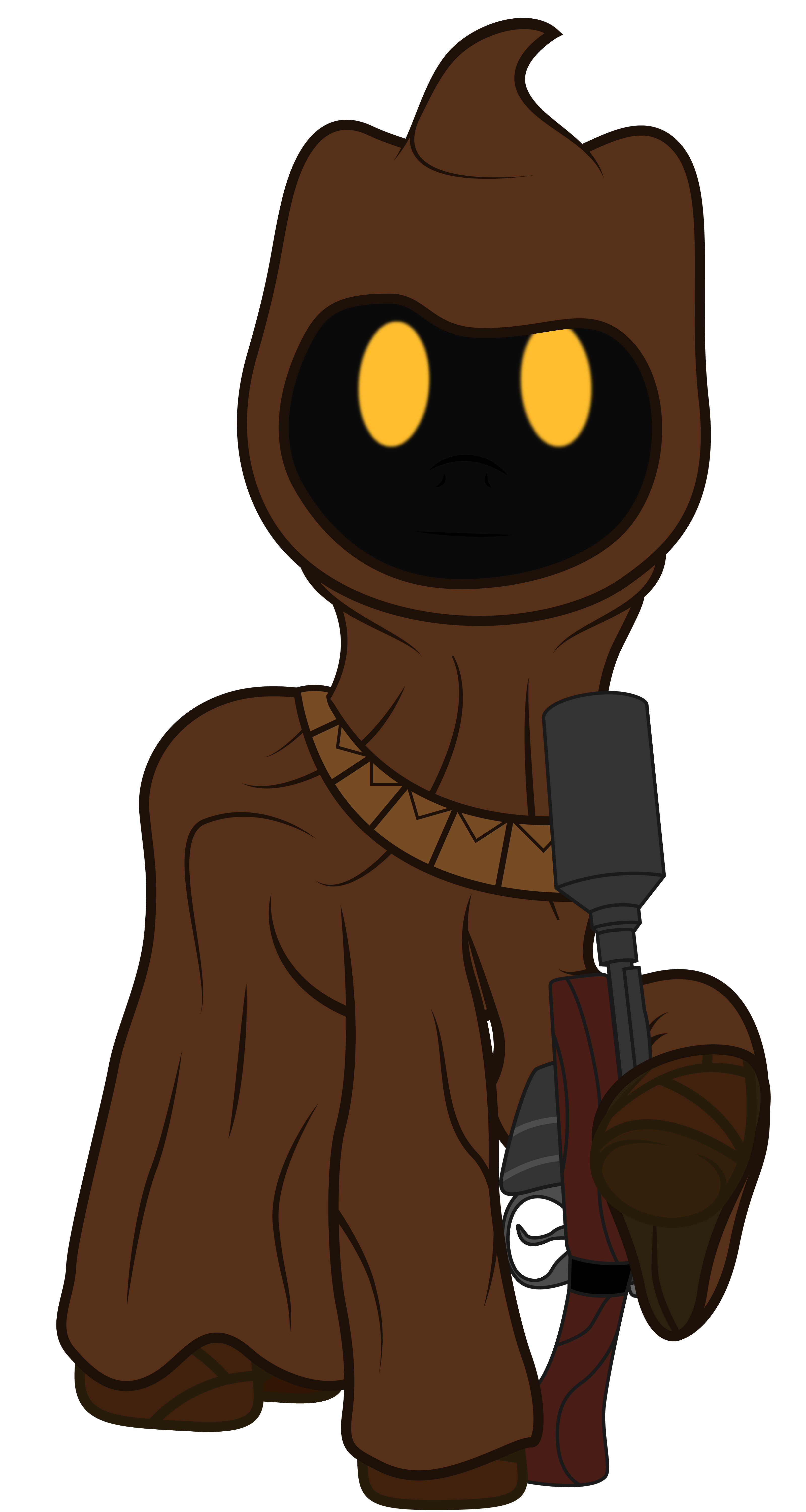 Star wars jawa clipart png free download 529005 - absurd res, artist:yanoda, jawa, ponified, safe, simple ... png free download
