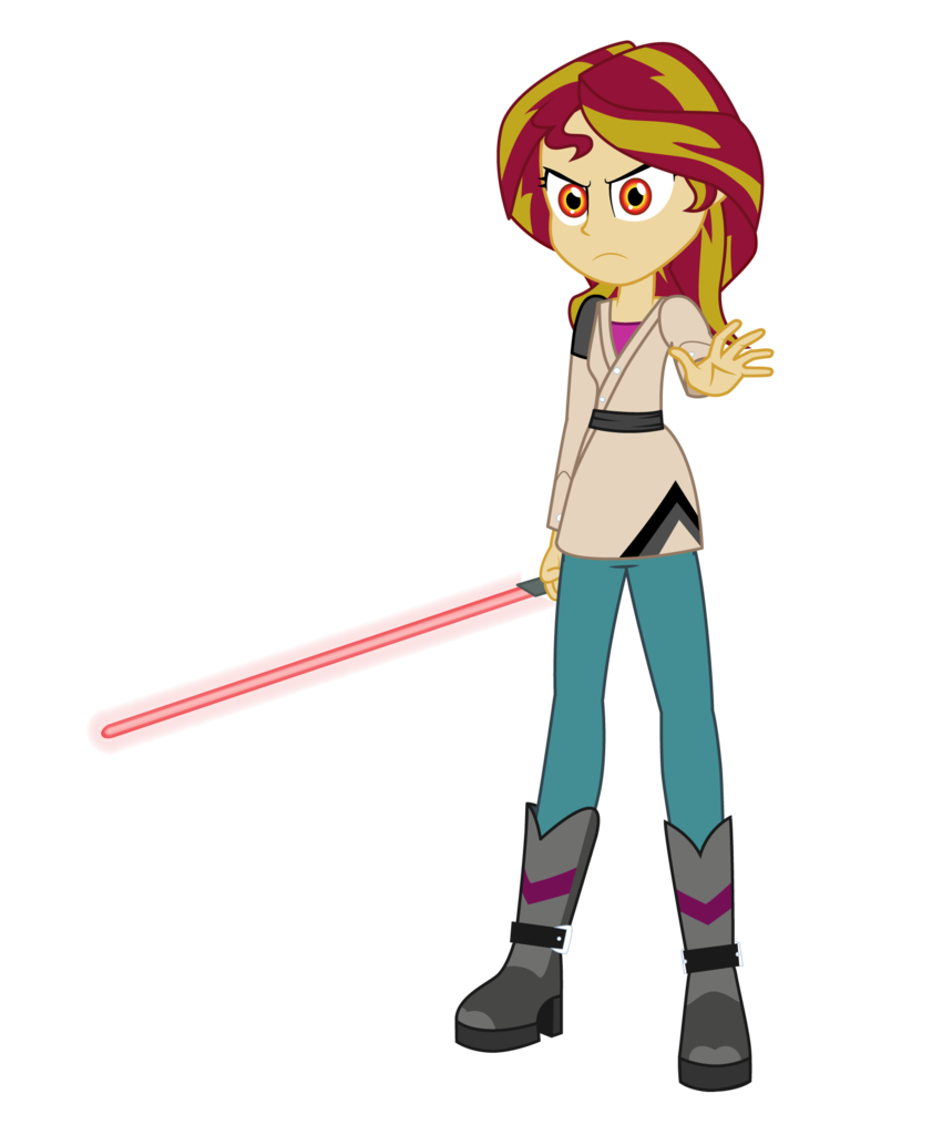 Star wars jedi clipart free download 1025016 - artist:amante56, boots, clothes, crossover, dark side ... free download