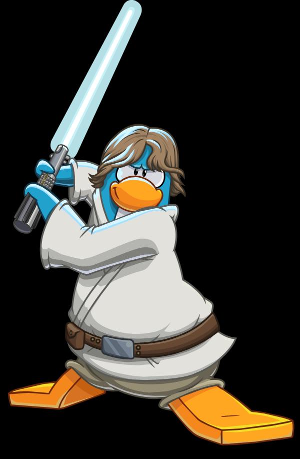 Star wars luke clipart clipart transparent download Image - Luke Skywalker.png | Club Penguin Wiki | FANDOM powered by Wikia clipart transparent download