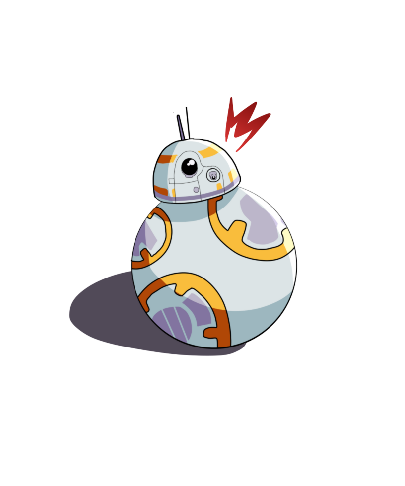 Star wars mara jade clipart clip art transparent library Star Wars Day 5: BB-8 by Meeps-Chan on DeviantArt clip art transparent library