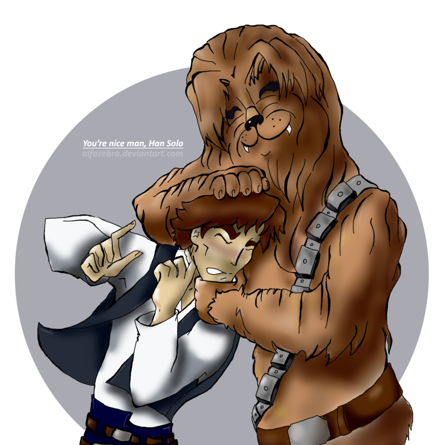 Star wars millennium falcon clipart royalty free You're nice man, Han Solo by Alfazebra on DeviantArt royalty free