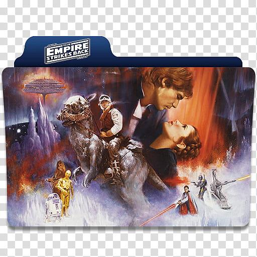 Star wars original trilogy clipart png freeuse library Star Wars Original Trilogy Folder Icon, SW V () transparent ... png freeuse library