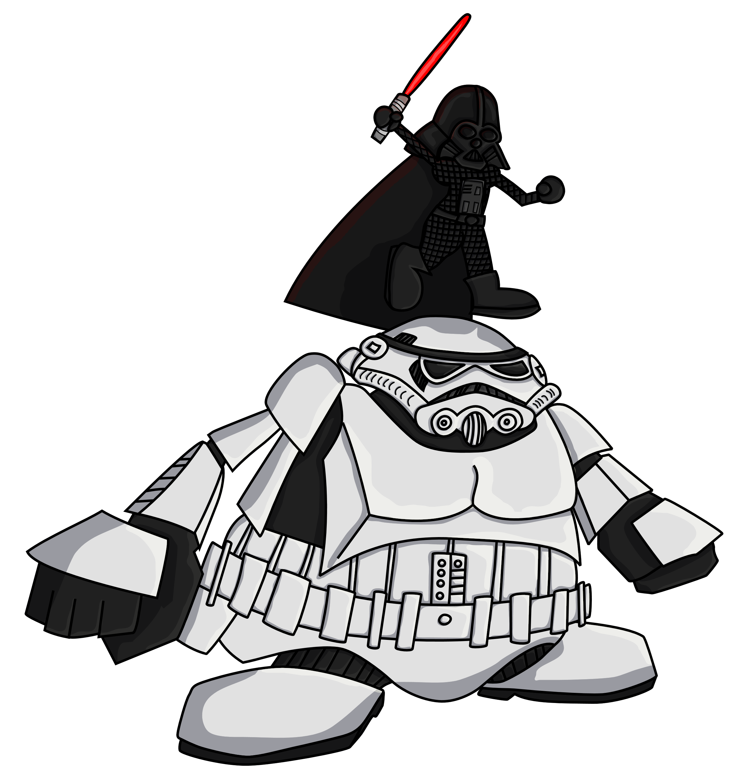Star wars sith lord clipart clip royalty free download Star Wars x Final Fantasy VII] Cait Vader: Lord of the Sith ... clip royalty free download