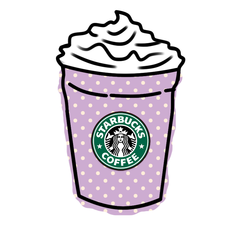 Tumblr book clipart picture free stock DeviantArt: More Like Starbucks Png by MariiSoliis1234 | Planning ... picture free stock