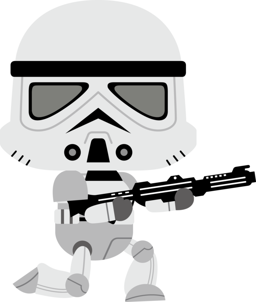Star wars storm trooper clipart vector library library STAR WARS | disney | Pinterest | Storm troopers, Star and Clip art vector library library