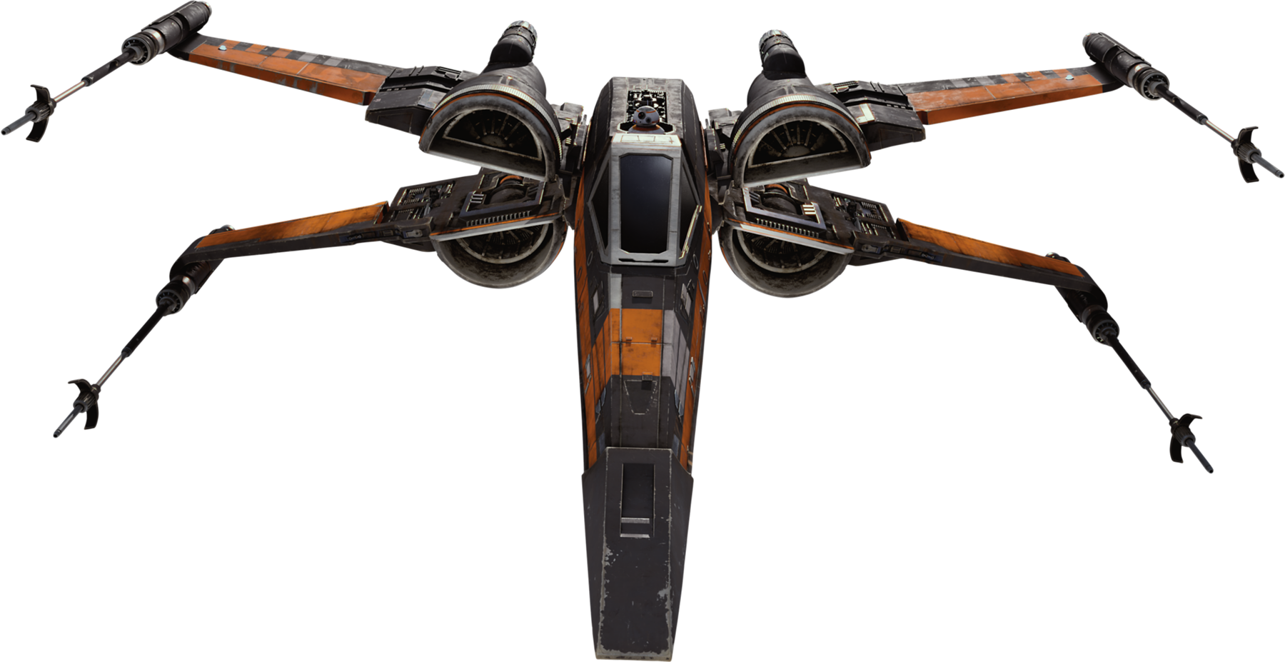 Star wars x wing clipart graphic free Starfighter customization. — STAR WARS™ BATTLEFRONT™ graphic free