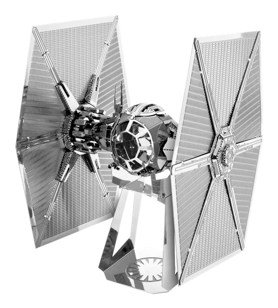 Star wars tie fighter clipart clip transparent Metal Earth | DIY 3D Metal Model Kits. Metal Earth Star Wars - FIRST ... clip transparent