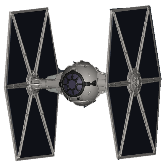 Star wars tie fighter clipart graphic royalty free download Star Wars PNG Image - PurePNG | Free transparent CC0 PNG Image Library graphic royalty free download