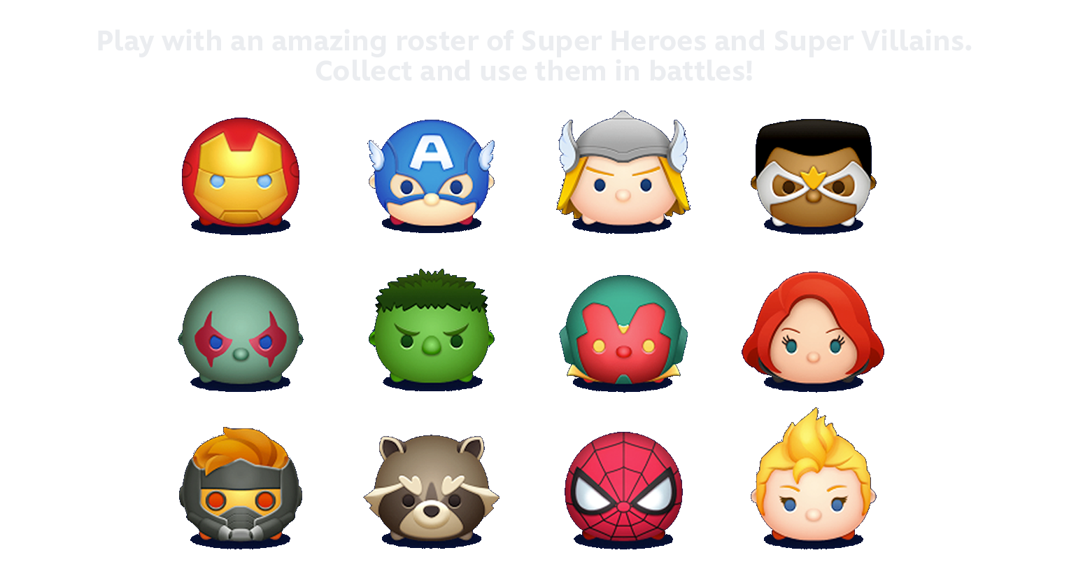Star wars tsum tsum clipart image library download Marvel Tsum Tsum | Disney Apps | Indonesia image library download