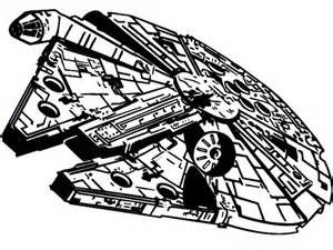 Star wars vehicles black and white clipart image black and white stock Star Wars Black and White Clip Art - Bing images | For the ... image black and white stock