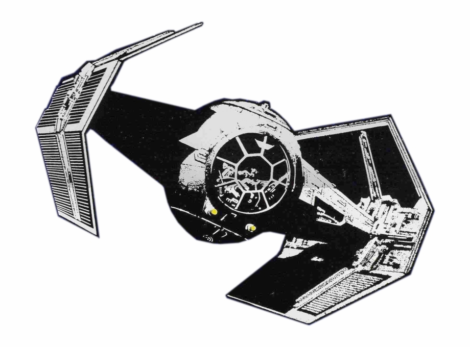 Star wars vehicles black and white clipart banner library Clipart Ships K Pictures Full Hq Wallpaper - Star Wars Tie ... banner library