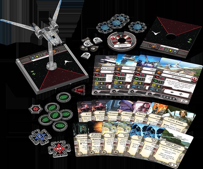 Star wars x wing clipart clip download U-Wing Expansion Pack - Star Wars: X-Wing clip download
