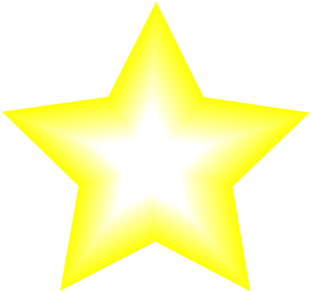 Star yellow clipart clip art royalty free library Big star clipart - Clipart Collection | Star clipart etc, big image ... clip art royalty free library