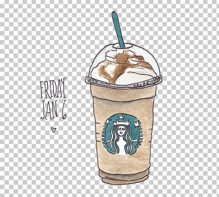 Starbucks iced coffee clipart clipart freeuse download Iced Coffee Starbucks Hot Chocolate PNG, Clipart, Cartoon ... clipart freeuse download