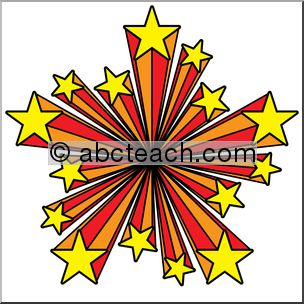 Starburst image clipart clipart freeuse stock Starburst Clipart Free | Free download best Starburst ... clipart freeuse stock