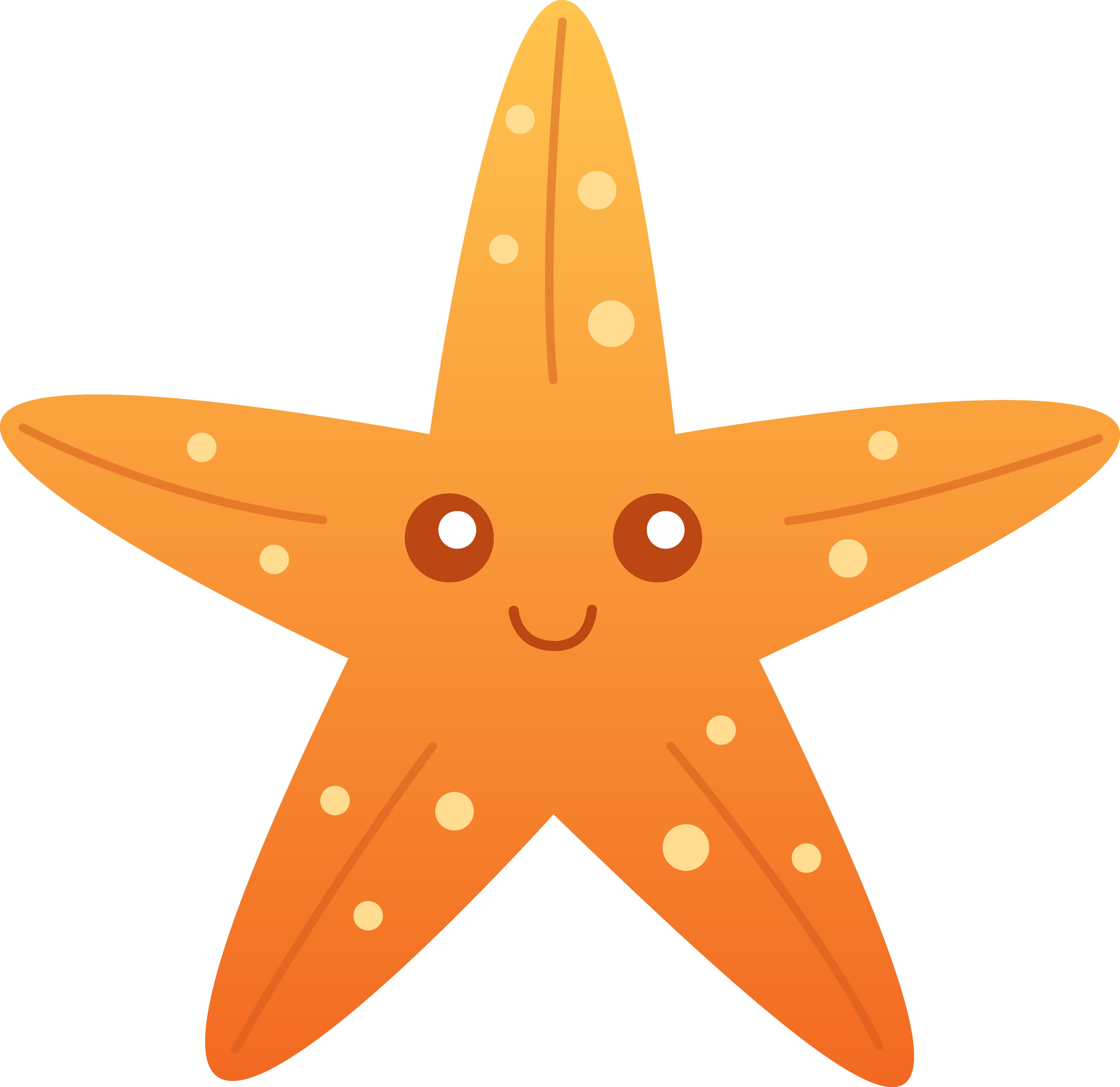 Starfish clipart transparent background graphic transparent A sea star Starfish Cuteness Free content Clip art - Horse ... graphic transparent