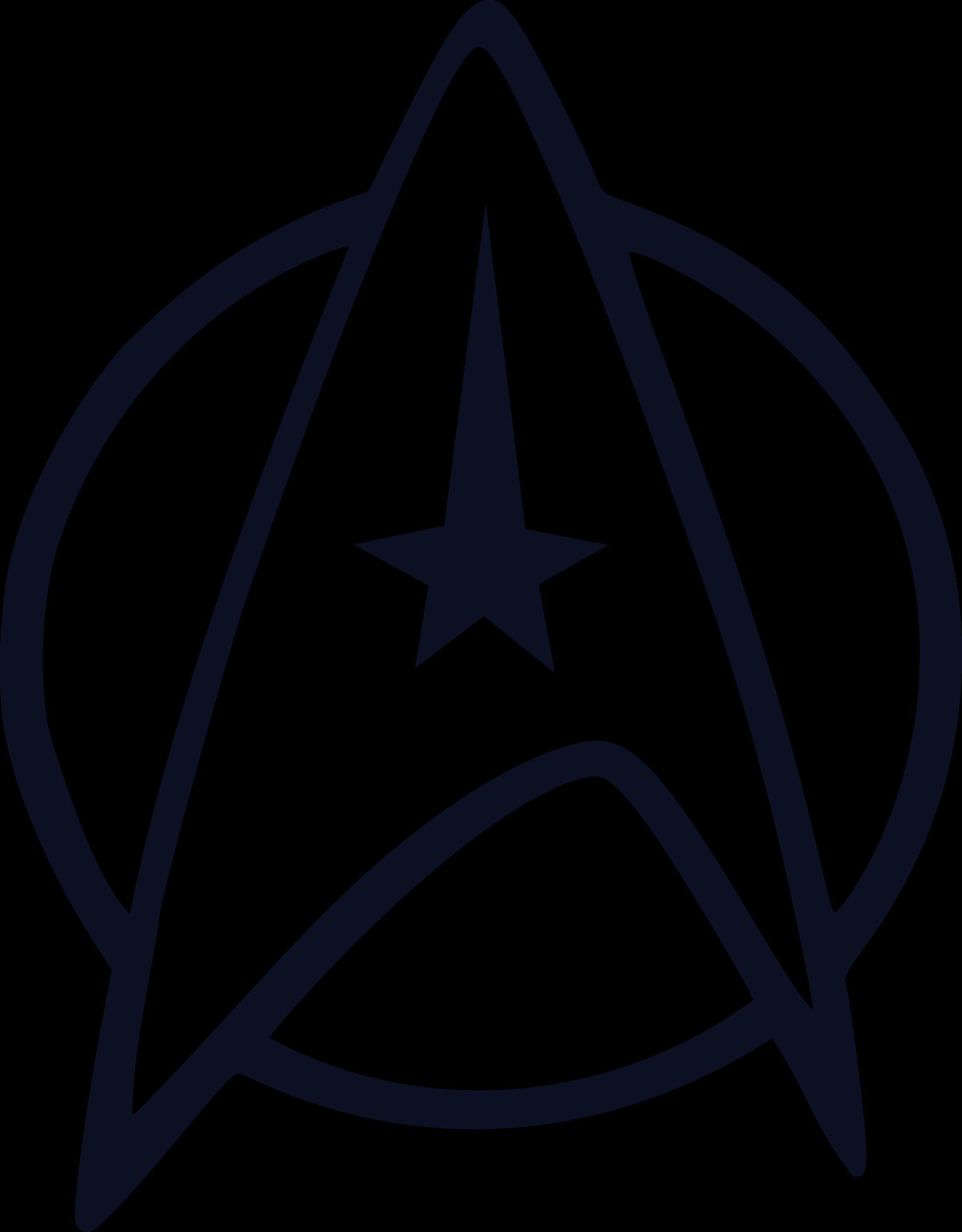 Starfleet symbol clipart clip art free Vector graphics Star Trek Clip art Starfleet Logo - splatoon ... clip art free