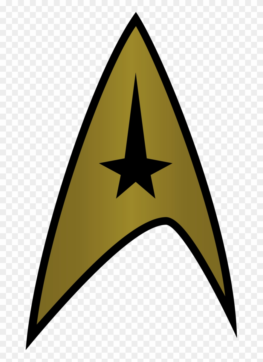 Starfleet symbol clipart banner free library 9 Mar - Star Trek Starfleet Insignia Clipart (#1772998 ... banner free library
