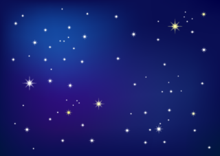 Starry sky clipart free clip free download Stars Night Sky Background Free Picture|Illustoon clip free download