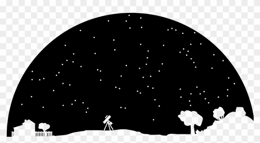 Stars in sky black and white clipart black and white stock Night Clipart Starry Sky - Night Sky Clipart Stars Black And ... black and white stock