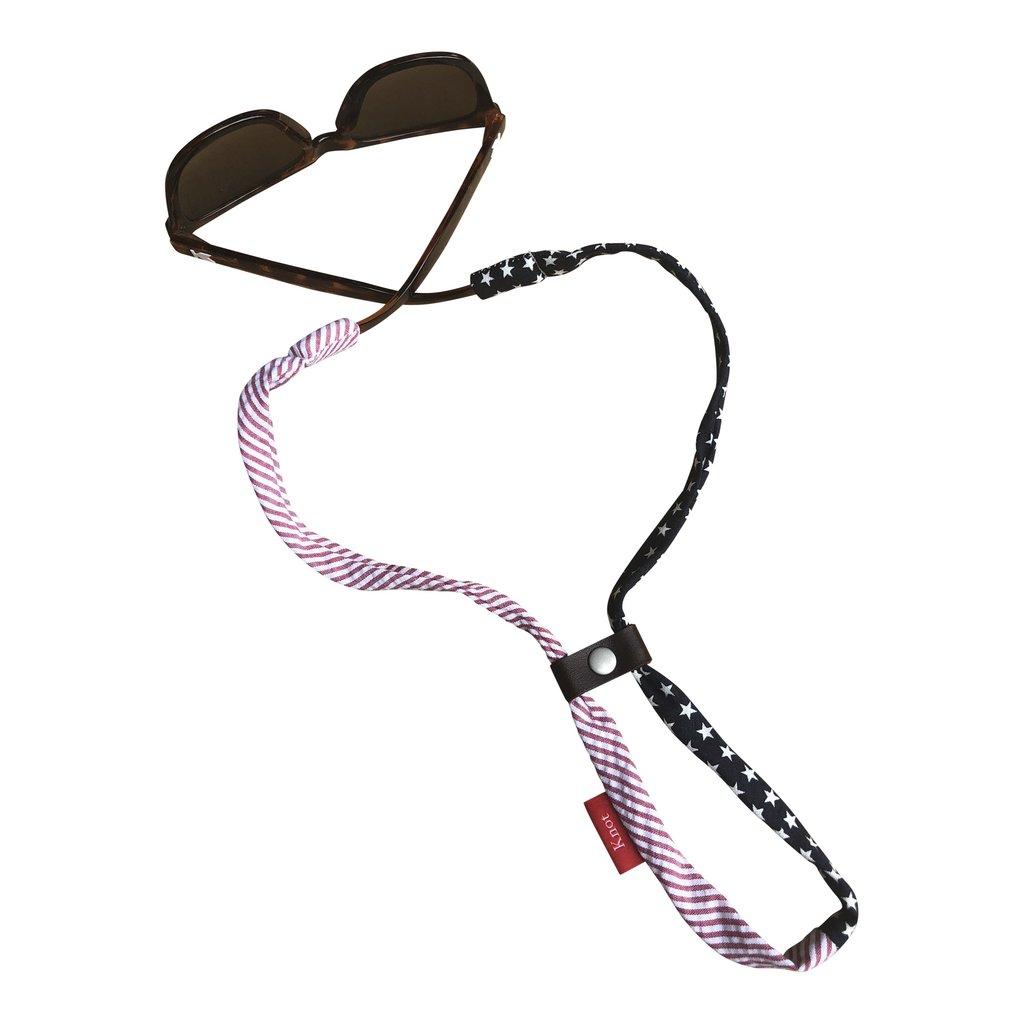 Stars and stripes sunglasses clipart clipart black and white Stars and Stripes SHADESTRAPS® clipart black and white
