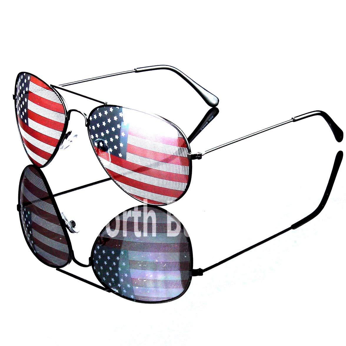 Stars and stripes sunglasses clipart transparent library Amazon.com: Patriotic Sunglasses American Flag USA Lens Star ... transparent library