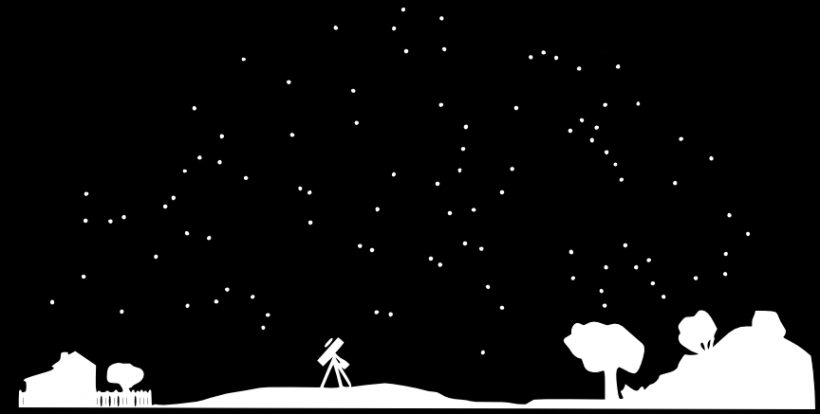 Stars in sky black and white clipart clip black and white download Free Black Sky Cliparts, Download Free Clip Art, Free Clip ... clip black and white download