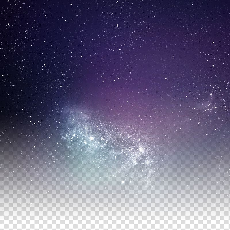 Stars in the sky clipart transparent background jpg Icon, Brilliant stars in the night sky, low angle of stars ... jpg