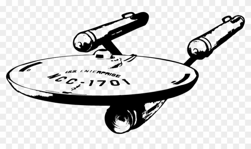 Starship enterprise clipart image royalty free Jpg Library Download Star Trek Enterprise Clipart - Star ... image royalty free
