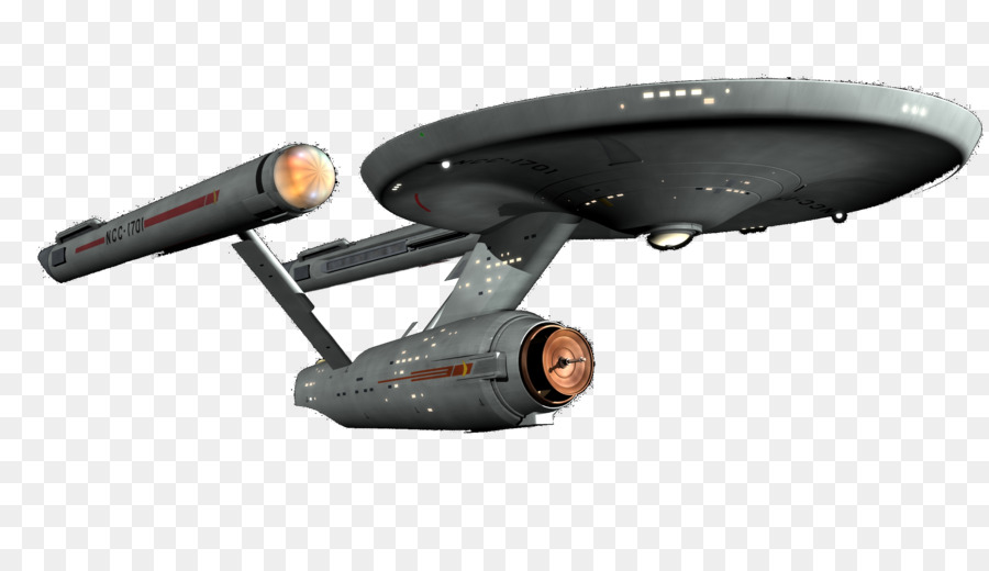 Starship enterprise clipart png library download Star Trek Starship Enterprise USS Enterprise (NCC-1701 ... png library download