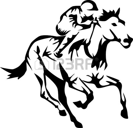 Start line clipart for a horse race jpg royalty free download Horse Racing Clipart   Free download best Horse Racing ... jpg royalty free download