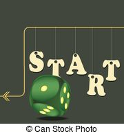 Start the game clipart png transparent library Start the game Vector Clipart Royalty Free. 800 Start the ... png transparent library