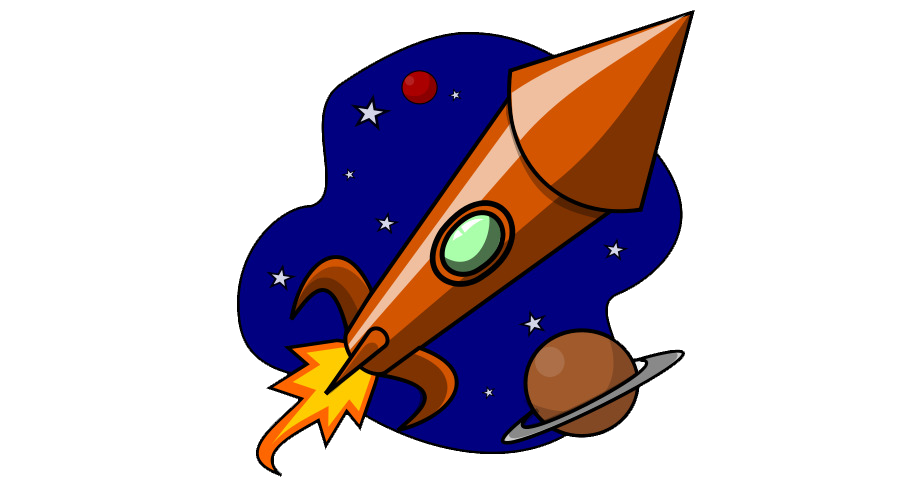 Starveyors clipart banner transparent stock Galactic Starveyors Space Rocket Clipart At Free For ... banner transparent stock