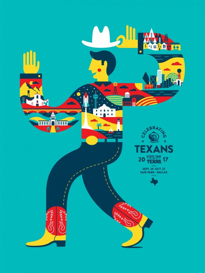 State fair of texas clipart