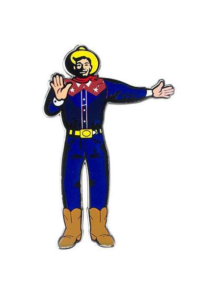 State fair of texas clipart clip free Big Tex® Oversized Hatpin   Novelties   State Fair of Texas clip free