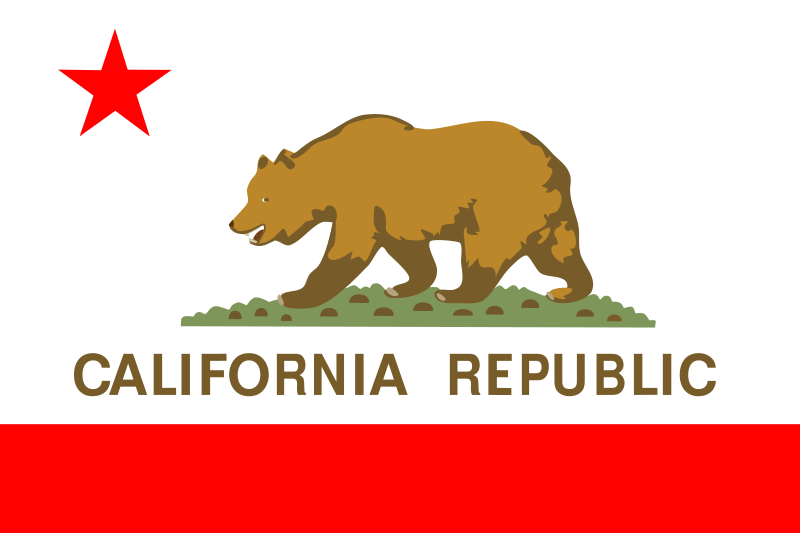State of california clip art picture freeuse stock California State Flag Clipart - Clipart Kid picture freeuse stock