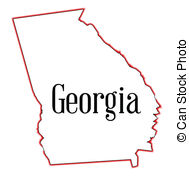 State of georgia map clipart image royalty free library Georgia Clip Art and Stock Illustrations. 4,808 Georgia EPS ... image royalty free library