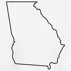 State of georgia map clipart clip art stock Clipart of georgia outline - ClipartFest clip art stock