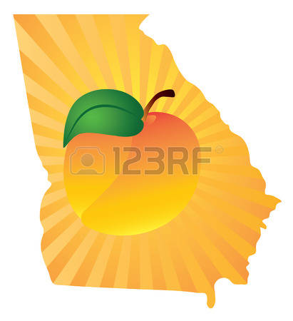 State of georgia map clipart banner transparent library 6,797 Georgia Stock Illustrations, Cliparts And Royalty Free ... banner transparent library
