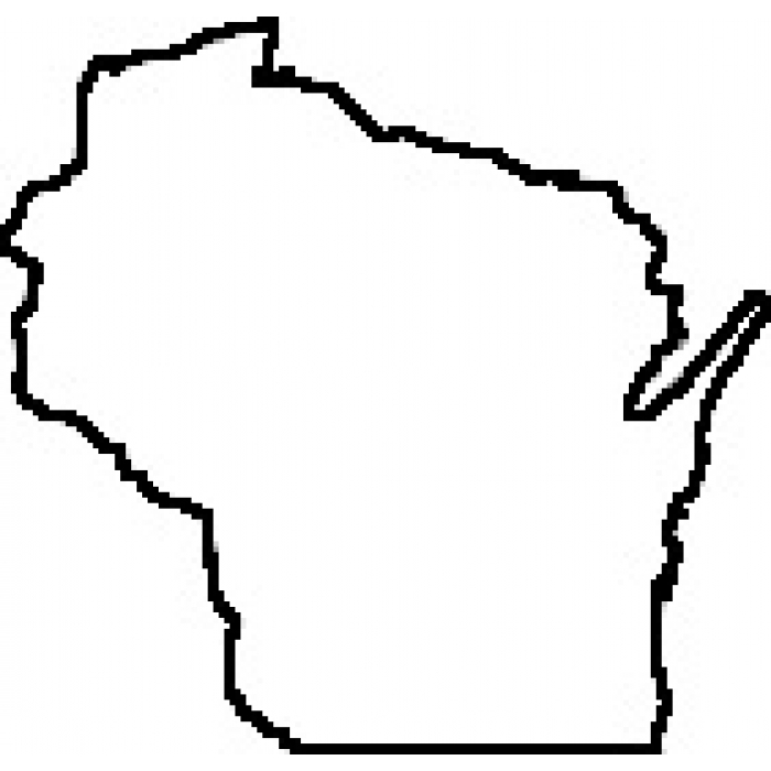 State of wisconsin black and white clipart jpg transparent stock Free Wisconsin Cliparts, Download Free Clip Art, Free Clip ... jpg transparent stock