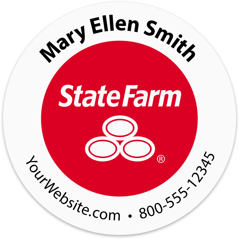 Statefarm clipart image black and white download Insurance Agency Sticker - State Farm , Transparent Cartoon ... image black and white download