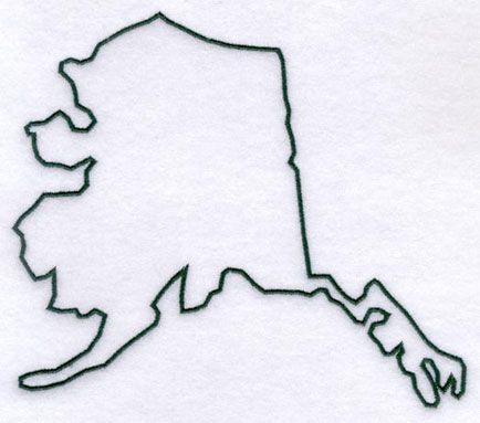 States alaska shape clipart jpg royalty free download Alaska clipart outline, Alaska outline Transparent FREE for ... jpg royalty free download