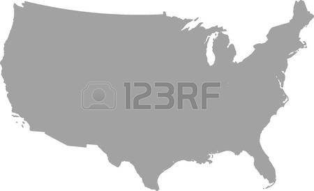 States silhouette clip art svg royalty free library 339,504 States Stock Vector Illustration And Royalty Free States ... svg royalty free library