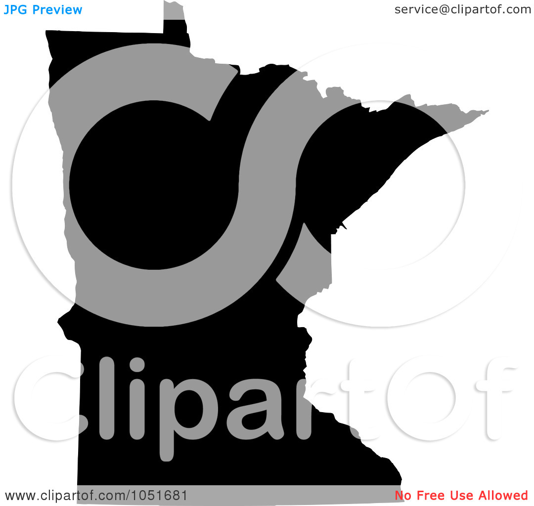 States silhouette clip art clip freeuse library Royalty-Free Vector Clip Art Illustration of a Black Silhouetted ... clip freeuse library
