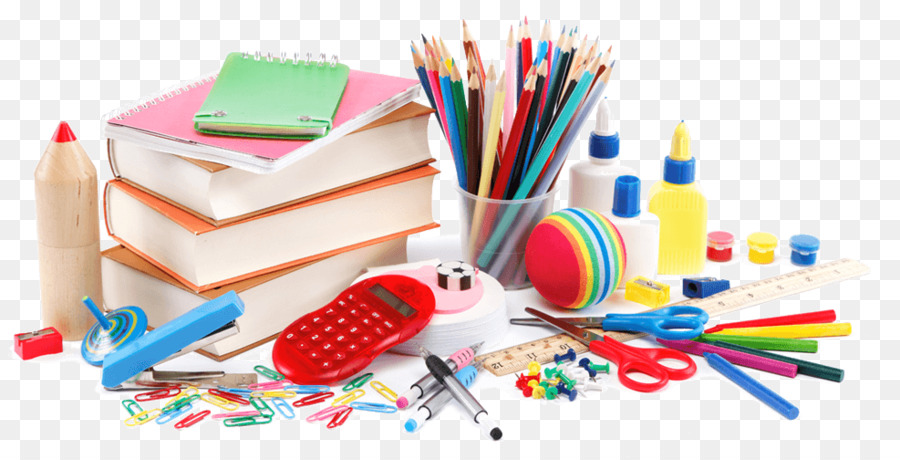 Stationery clipart images free download School Supplies Cartoon clipart - Stationery, School, Paper ... free download