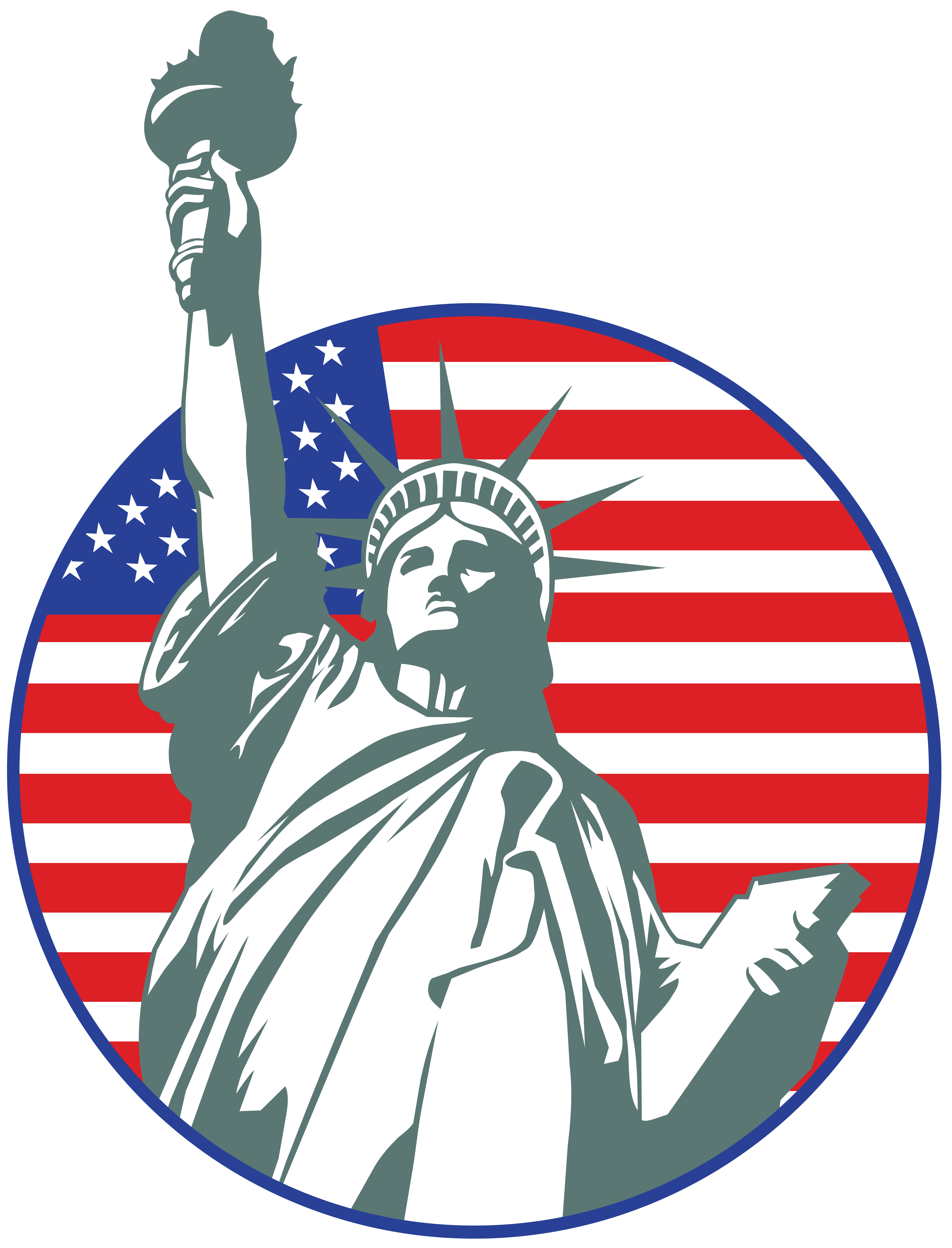 Statue of liberty crown clipart picture stock Statue Of Liberty Clipart at GetDrawings.com | Free for personal use ... picture stock
