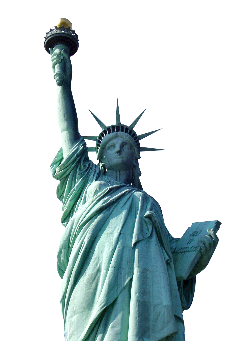 Statue of liberty crown clipart graphic royalty free Download Statue Of Liberty HQ PNG Image | FreePNGImg graphic royalty free