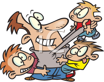 Stay at home dad clipart clip library download Hugs for Dad, Father\'s Day Clipart | Holiday | Happy cartoon ... clip library download
