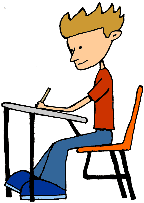 Stay in seat at school clipart image transparent 28+ Collection of Working Hard At School Clipart | High quality ... image transparent