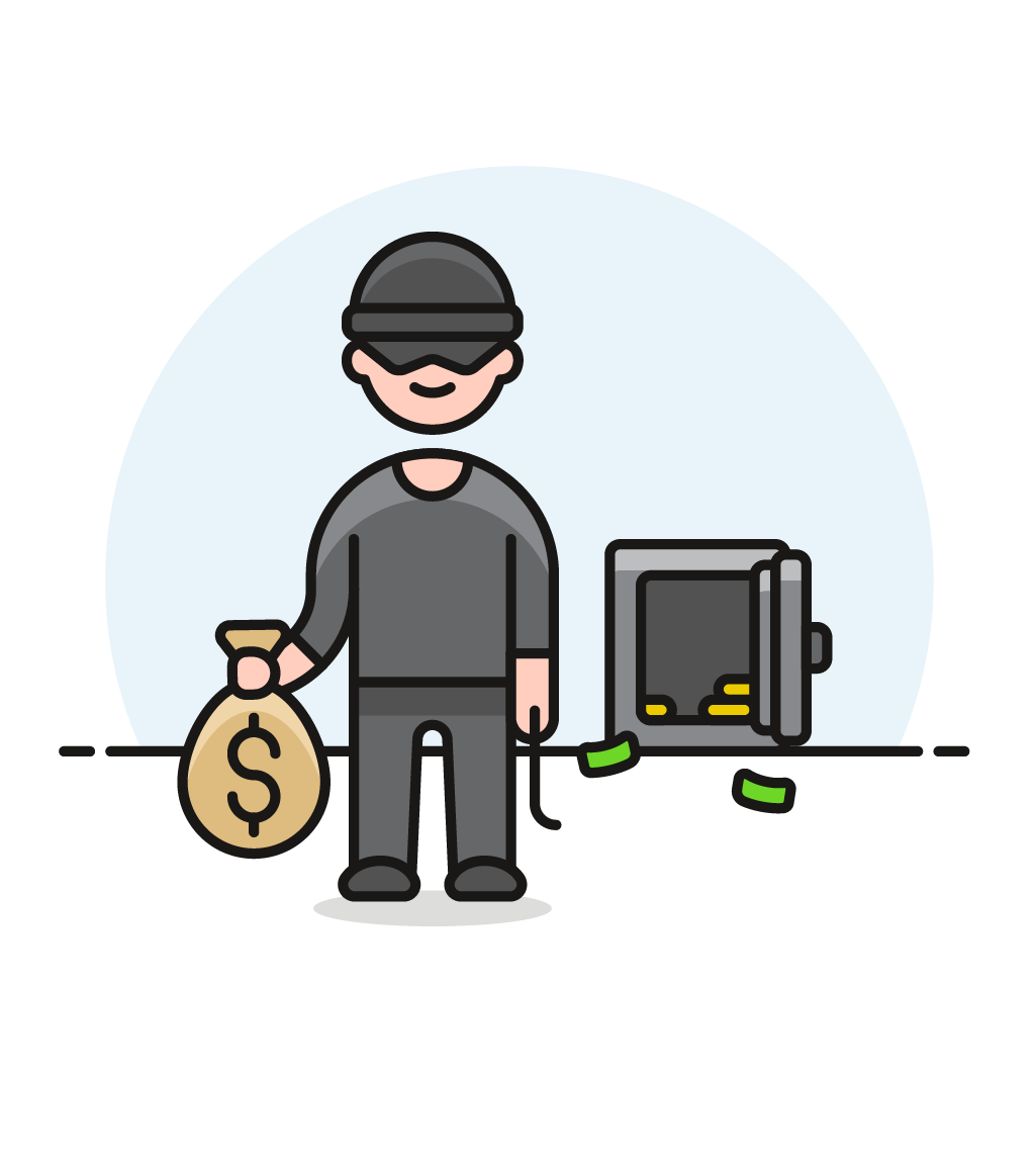 Stealing money clipart clipart free Icon/Image Creator - Pushsafer - send push notifications easy and safe clipart free